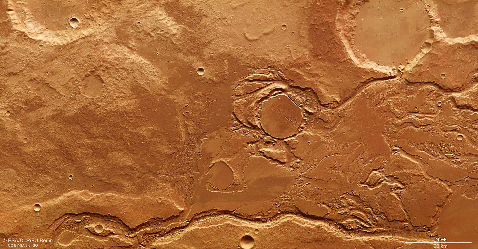where does the word come from mars - photo #12
