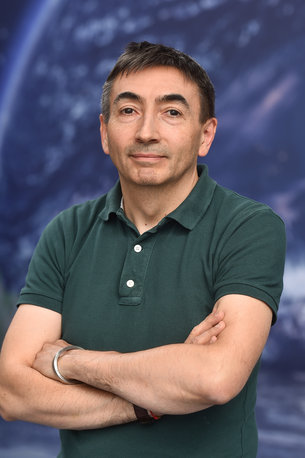 Michel Denis, Flight Director for ExoMars, was spacecraft operations manager for ESA's Mars Express mission, and is based at ESOC, the European Space Operations Centre, Darmstadt, Germany