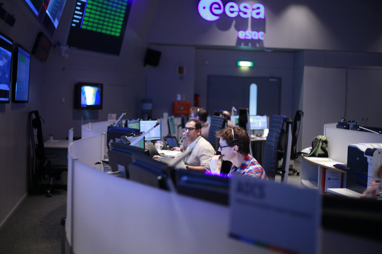 Sentinel-3A simulation training