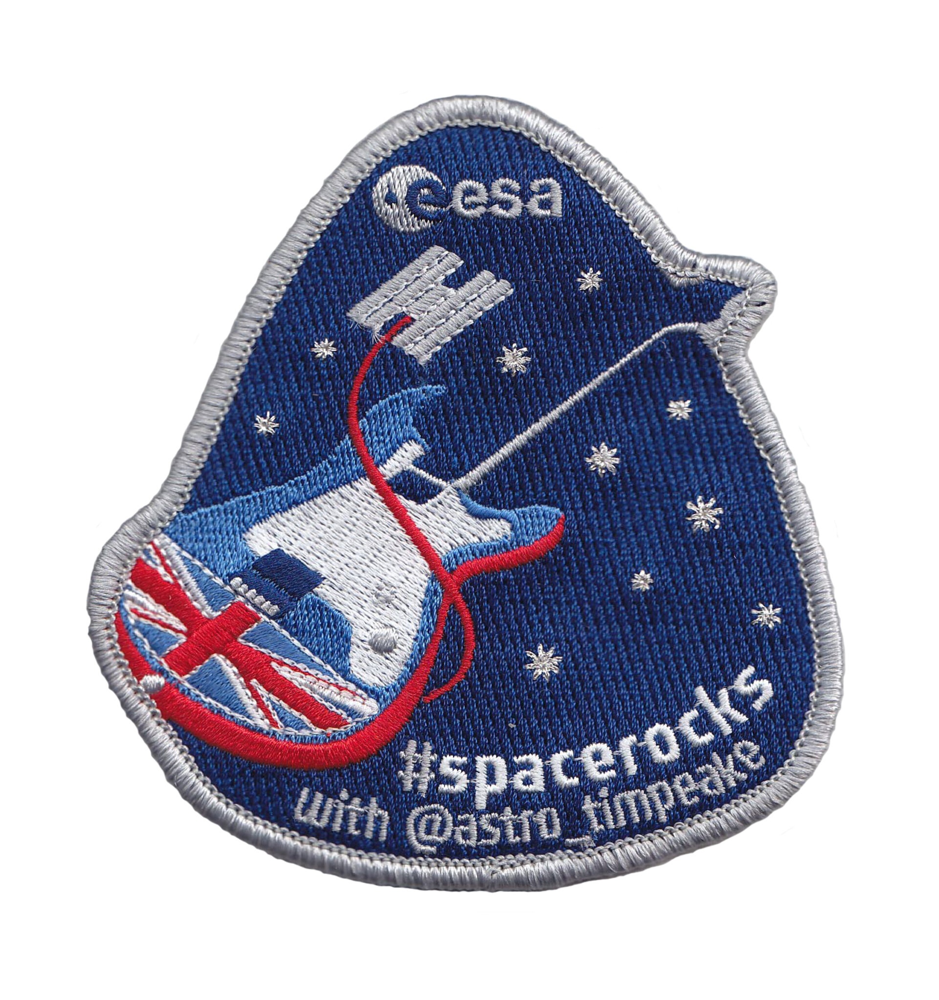 Limited edition #spacerocks patch