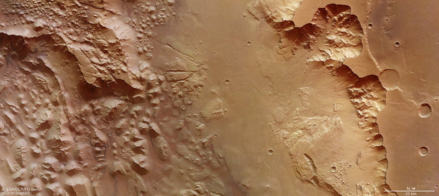 A Witness to a Wet Early Mars