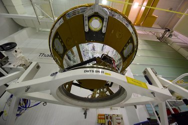 EDM module at Thales Alenia Space