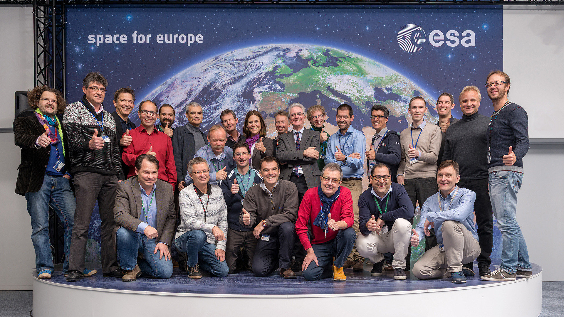 ESA's operations managers: the 'Right Stuff' / Operations