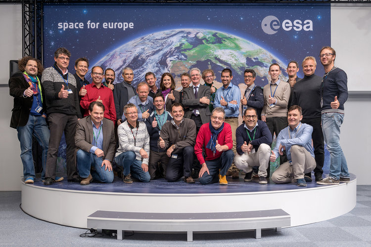 ESA operations managers