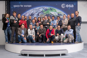 ESA's operations managers are team leaders, working to motivate people and manage complex systems on the cutting edge of human exploration
