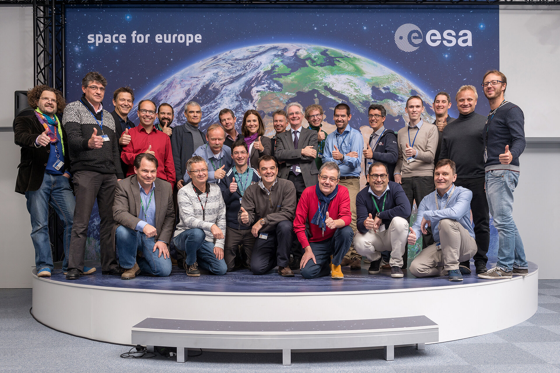 ESA operations managers – a dedicated team working on the future of European spaceflight
