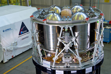 European Service Module test article