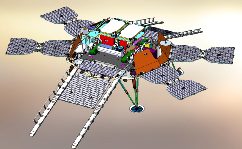 ExoMars surface platform