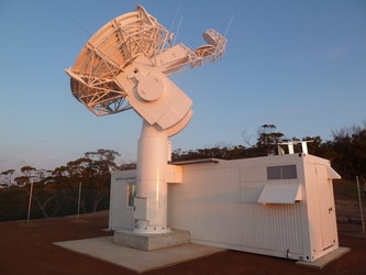 ESA redevelops tracking capabilities down under