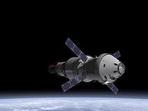 ESAs servicemodul til Orion