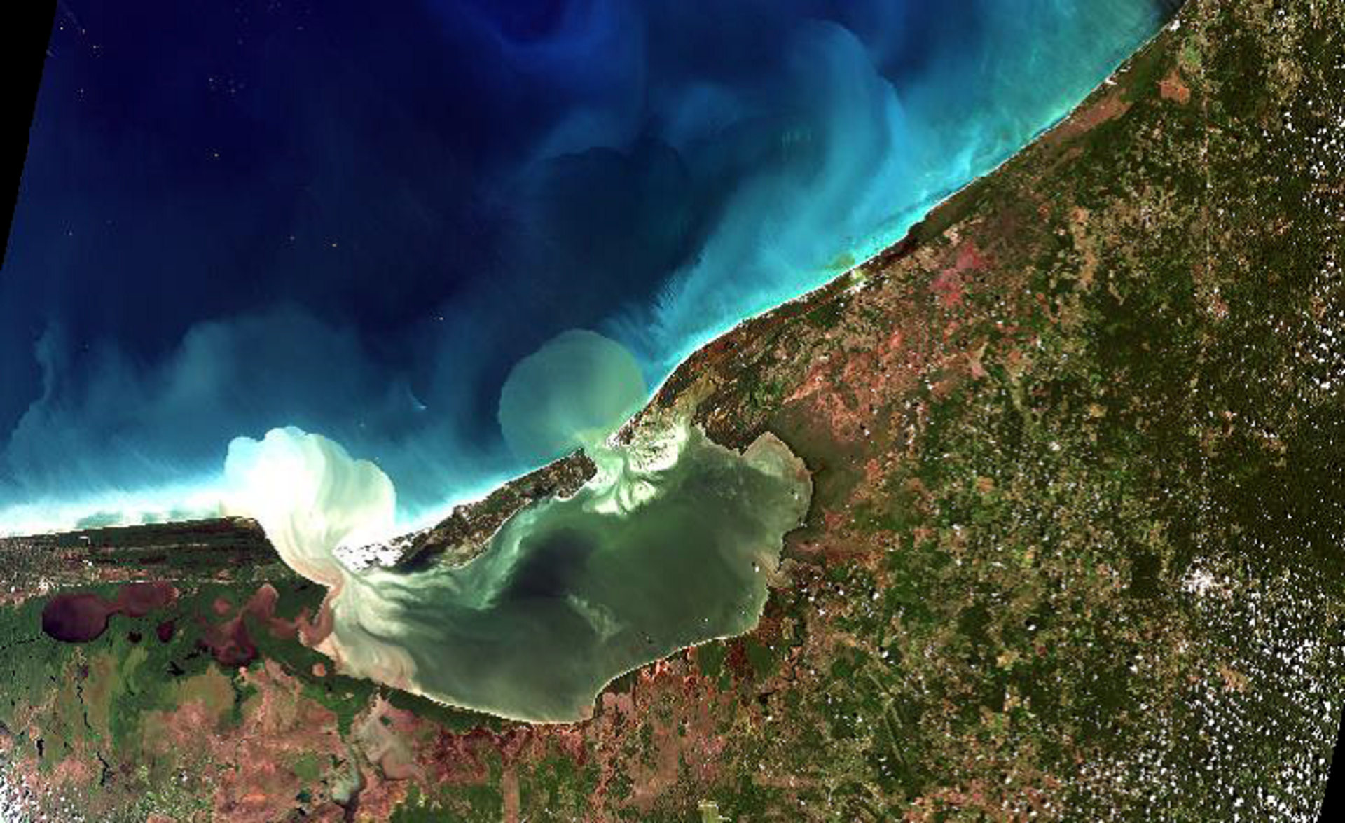 Conservation of coastal watersheds in Mexico