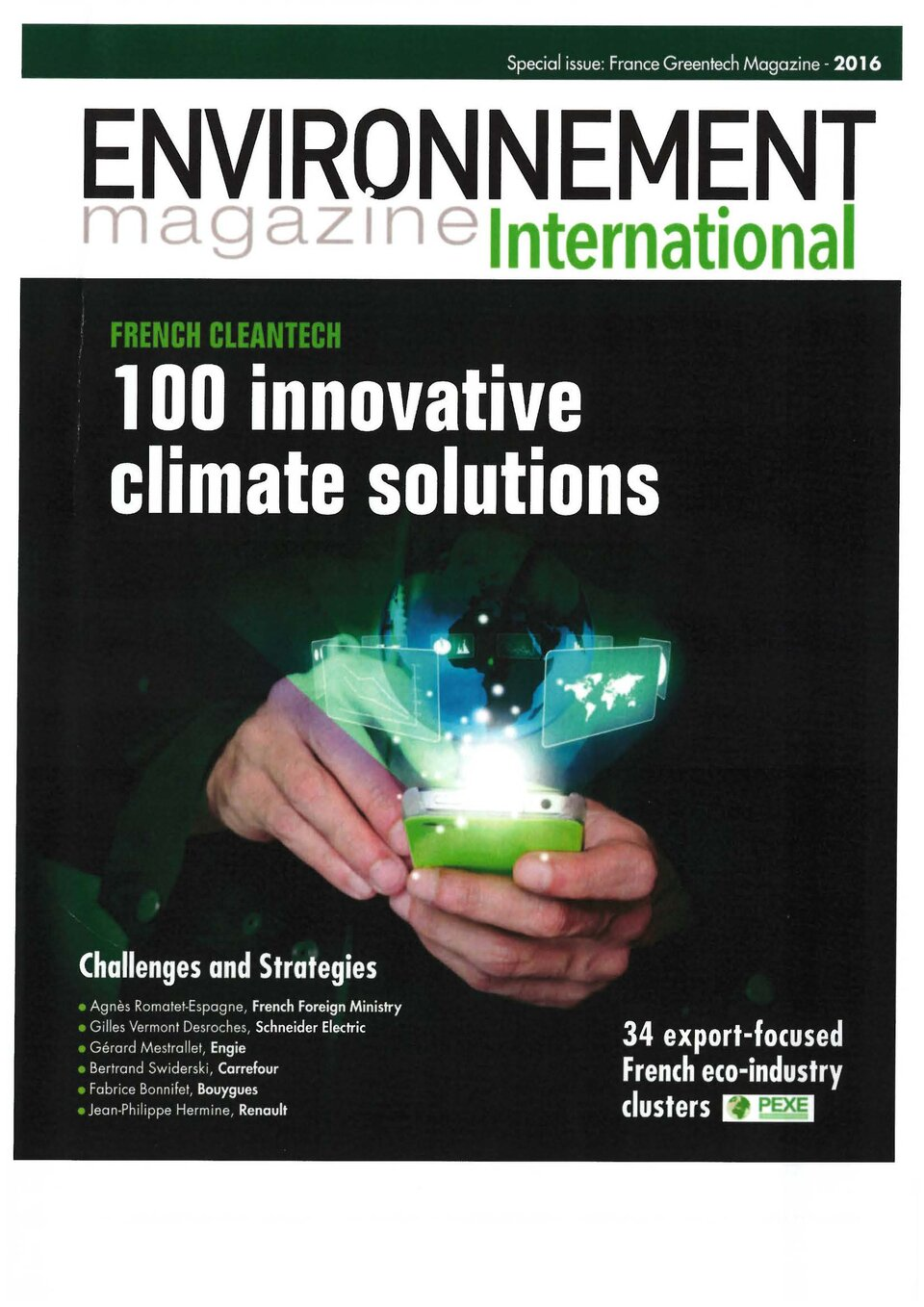 Environnement Magazine International