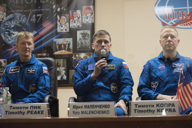Expedition 46-47 prime crewmembers