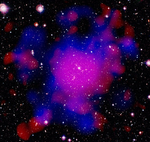 Galaxy Cluster Abell 2744