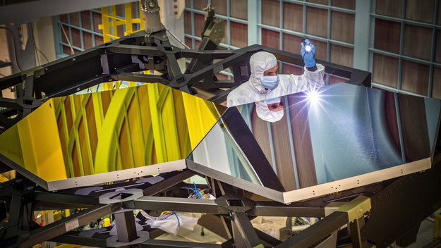 Esa Confirms James Webb Telescope Ariane Launch Space