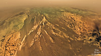 Huygens's descent to Titan's surface