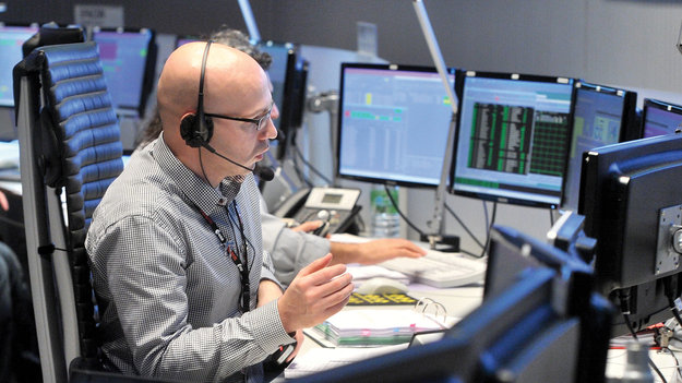 Teams at ESOC begin building and configuring a mission's ground segment systems, centred on the Mission Control System, and preparing for flight operations.
