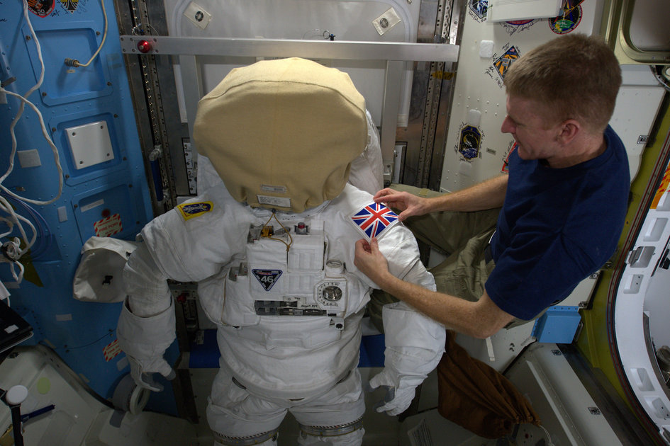 Building a spacesuit