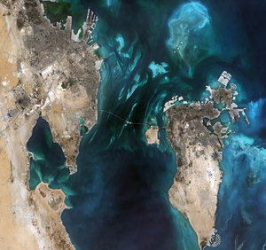 Colours of the Persian Gulf