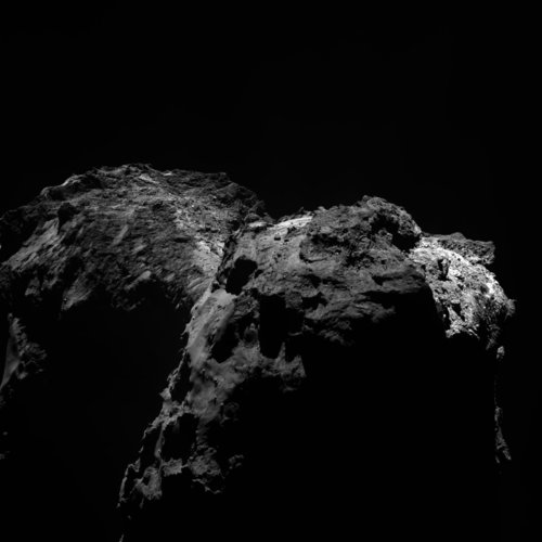 Comet on 20 December 2015 – OSIRIS narrow-angle camera