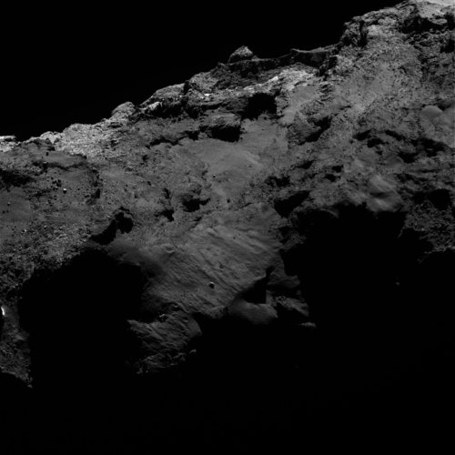 Comet on 27 February 2016 – OSIRIS narrow-angle camera