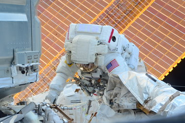 December spacewalk