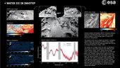 Bestätigt: Das Eis auf Rosettas Komet ist Wasser