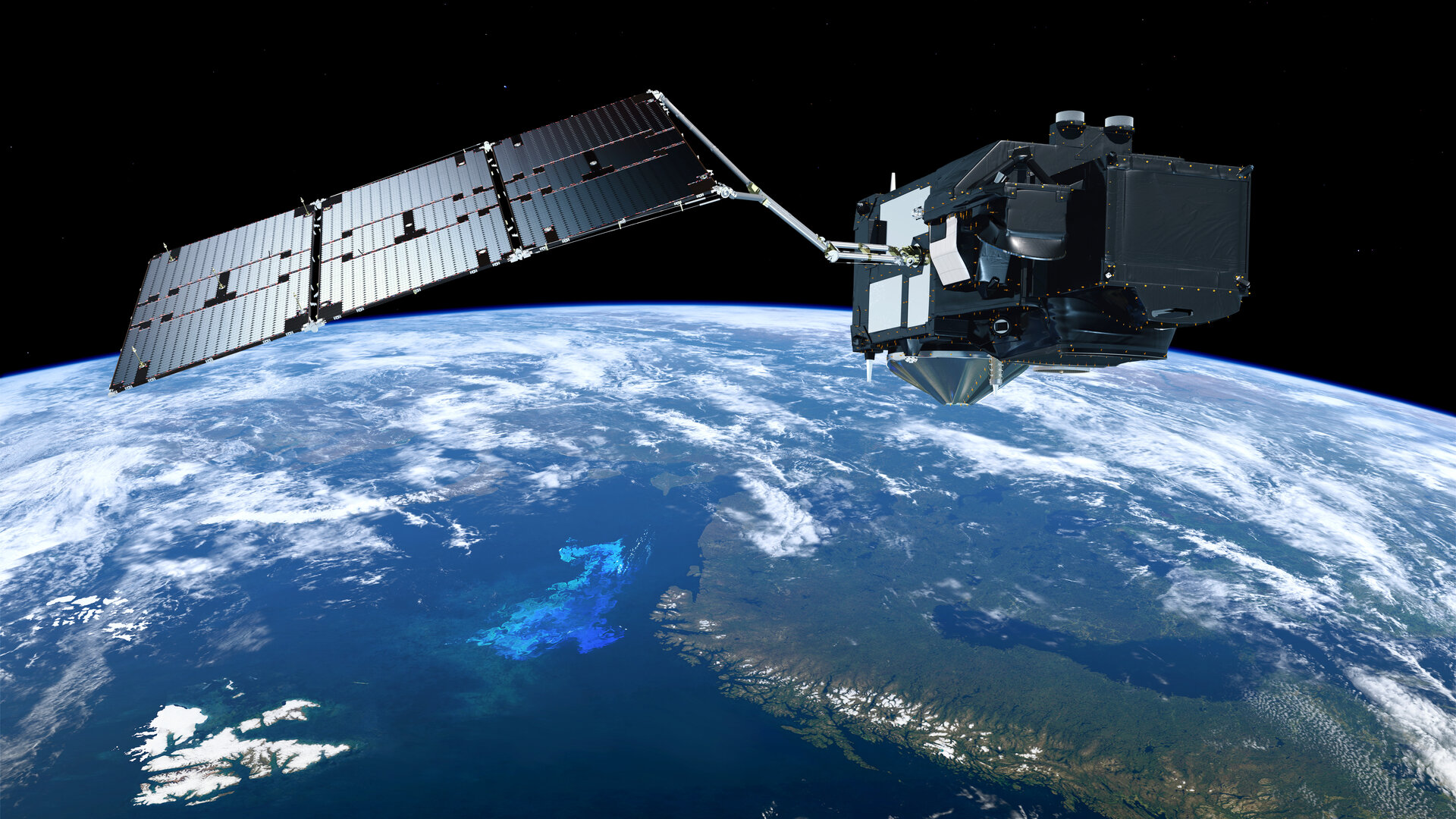 Could you design an Earth Observation satellite?