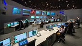 Where missions come alive: Main Control Room at ESOC, ESA's European Space Operations Centre, Darmstadt, Germany
