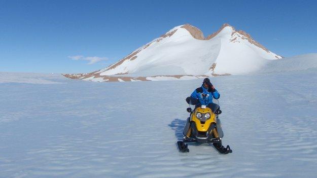 Antarctic tracker
