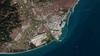 [6/7] Barcelona from Sentinel-2A