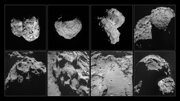 Komet Churyumov-Gerasimenko