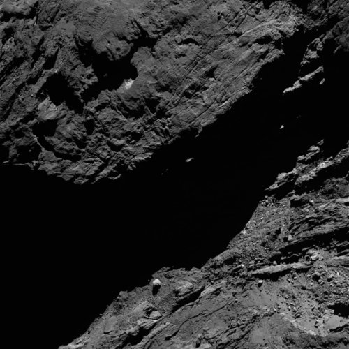 Comet on 7 February 2016 – OSIRIS narrow-angle camera