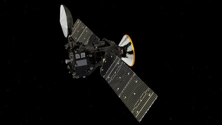 ExoMars 2016 cruise to Mars