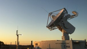 A new radio dish has been inaugurated at ESA's existing New Norcia, Western Australia, tracking station, ready to catch the first signals from new missions