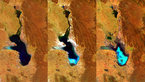 Proba-V eyes Bolivia's vanishing lake