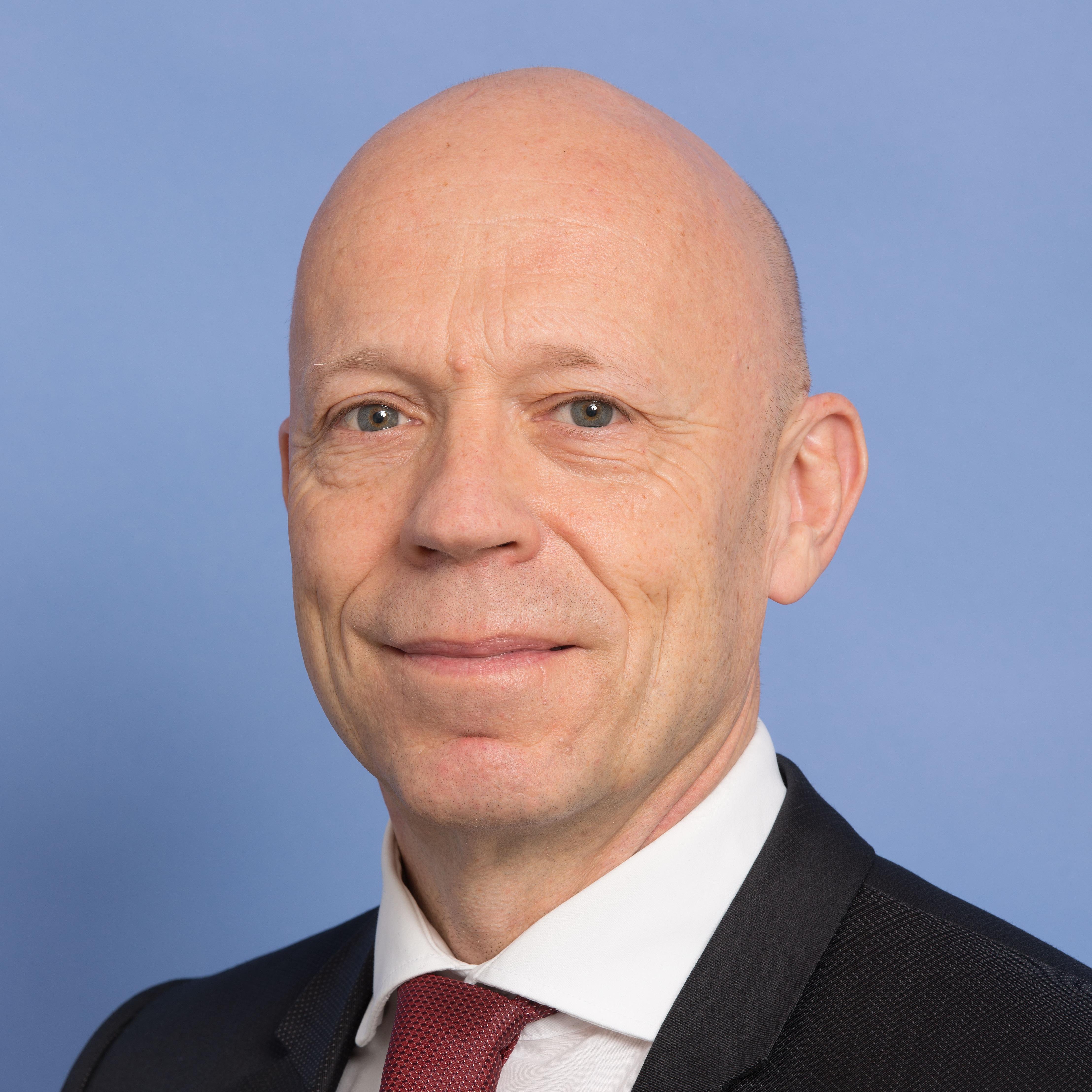 Rolf Densing - Director of OPS