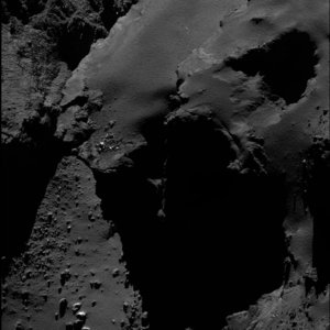 Comet on 12 March 2016 – OSIRIS narrow-angle camera