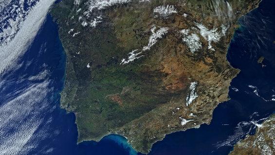 La Península Ibérica