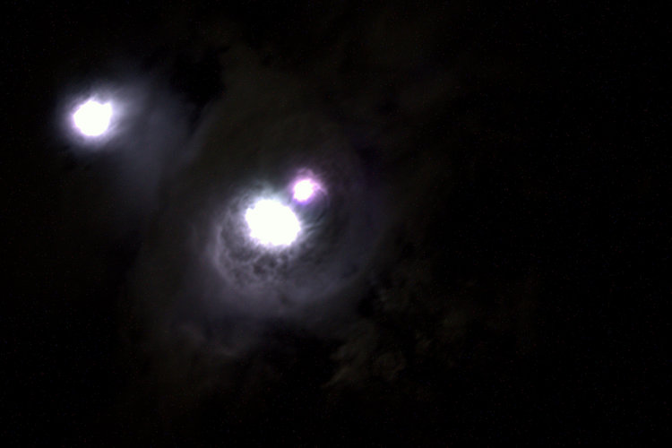 secret life above thunderstorms uncovered