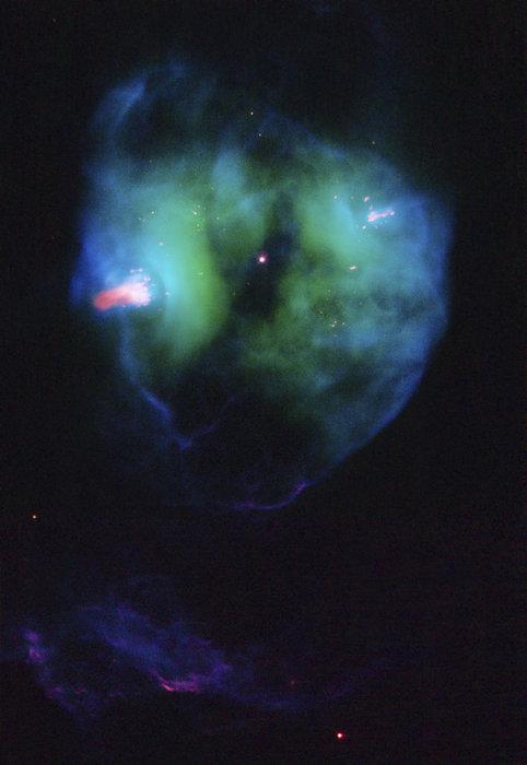 Planetary Nebula NGC 2371