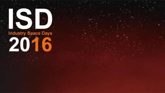Industry Space Days 2016