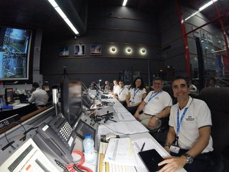 Kourou team ready for liftoff