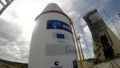 Sentinel-1B in Startposition