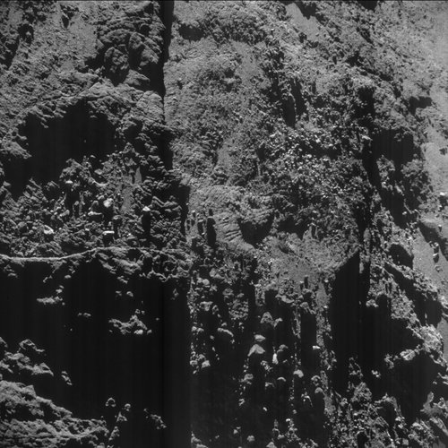 Comet on 19 May 2016 – NavCam