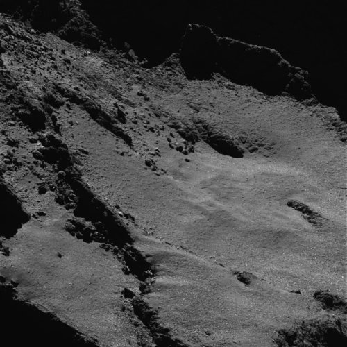 Comet on 28 May 2016 – OSIRIS narrow-angle camera