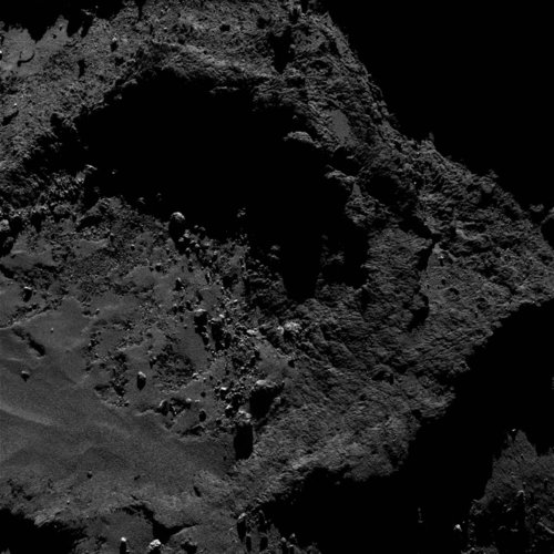 Comet on 3 May 2016 – OSIRIS narrow-angle camera