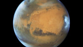 martian atmosphere behaves as one