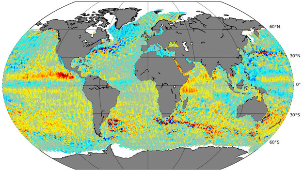 Sea-level highs and lows