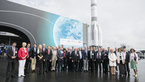 [12/36] 8th Parliamentarians' Day at the 'Space for Earth' pavilion at ILA